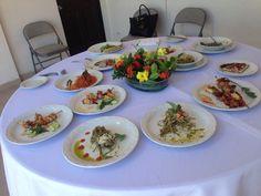Delicias de nuestros alumnos de Maestría en Gastronomía