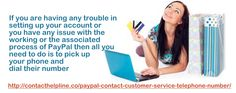 The PayPal is acknowledged as the most reliable and proficient 'real time' process globally for all your financial transactions. It is also acknowledged by almost all the leading banks of the world who work in tandem with each other. For More Information about paypal number, please check http://contacthelpline.co/paypal-contact-customer-service-telephone-number/