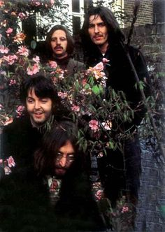 ♥♥Richard L. Starkey♥♥  ♥♥♥♥George H. Harrison♥♥♥♥  ♥♥J. Paul McCartney♥♥  ♥♥John W. O. Lennon♥♥