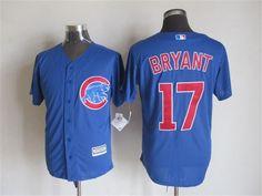Chicago Cubs Men's Baseball Jersey