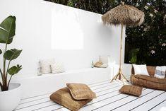 Three Birds' Santorini-inspired Australian home renovation - getinmyhome