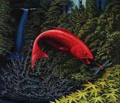 Like a Fish Out of Water - Leonard Koscianski