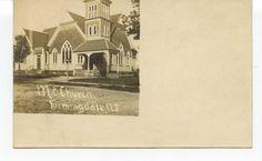 RPPC of M. E. Church - FARMINGDALE NJ - c.1920