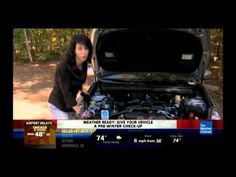 Weather Channel: Pre-Winter Car Checkup