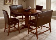 cheap small counter height dining set - Google Search