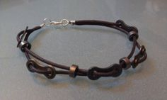 Unisex Bike Chain link and spacer corded by BeachBMXDesigns, $14.99