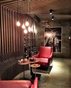 Adega linda na @casacorparaiba by Katiana Guimarães  ARCHITECTURE | INTERIORS | WINE HOUSE