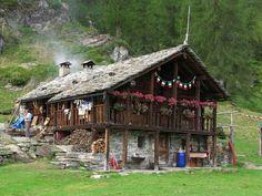Agriturismo Alpe Larecchio, Val Vogna