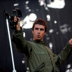"""""""If people ask me a question, they're gonna get a fuckin' honest answer."""" #LiamGallagher #Oasis"""