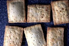 Home made pop tarts: Pastry: 2 cups (8 1/2 ounces) all-purpose flour 1 tablespoon sugar 1 teaspoon salt 1 cup (2 sticks or 8 ounces) unsalted butter, cut into pats 1 large egg 2 tablespoons (1 ounce) milk