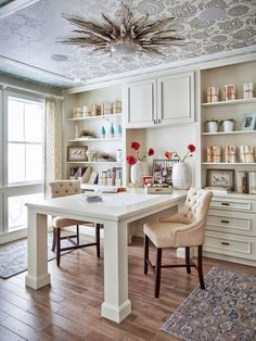 Victorian Home Interior 46 Amazing Home Office Design Ideas With Rustic Style Furnitures.Victorian Home Interior 46 Amazing Home Office Design Ideas With Rustic Style Furnitures Home Office Space, Home Office Design, Home Office Decor, Home Decor, Office Designs, Office Ideas, Office Table, Office Layouts, Office Spaces