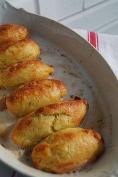 Recettes gourmandes by Kélou: Quenelles au comté