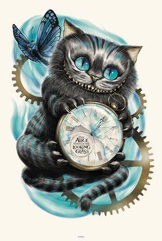 Alice In Wonderland Bathroom . Alice In Wonderland Bathroom . Alice In Wonderland Quote Printables Disney Kunst, Art Disney, Disney Ideas, Gato Alice, Wallpaper Gatos, Cat Wallpaper, Chesire Cat, Cheshire Cat Drawing, Cheshire Cat Tattoo