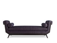 Lola Chaise | The Laura Kirar Collection | Baker Furniture