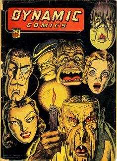 Dynamic Comics, Issue # 8