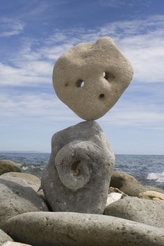 Adrian Gray ~ Stonebalancing Art & Great Ideas! More Pins Like This At FOSTERGINGER @ Pinterest