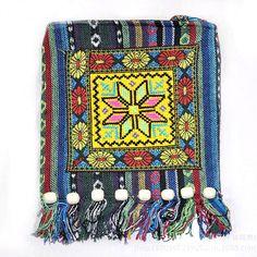 Encontrar Más Bolsas de hombro Información acerca de Vintage Hmong tailandés indio hombro étnico Hippie hobo Bag Messenger Bag nuevo, alta calidad bolsa de patentes, China bolsa de gamuza Proveedores, barato bolsa para cadáveres de Love Fashion Love U en Aliexpress.com