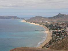 Miradouro da Portela by Madeira Islands Tourism, via Flickr, Porto Santo, Madeira Islands, Portugal