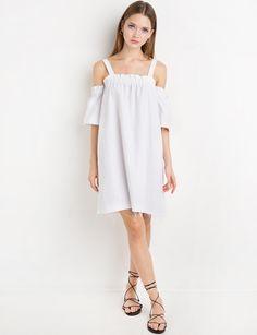 Cute-White-Dress