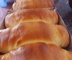 Receita de pão caseiro - Show de Receitas