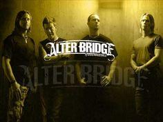 Hits me hard.  Alter Bridge - Brand new start