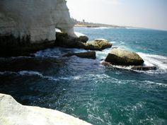 grottos at rosh hanikra--israel