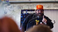 Aaron Draplin: Tall Tales from a Big Man
