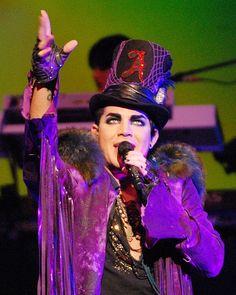 Snapshot: Sept. 21 - Adam Lambert - The power of Adam Lambert's purple reign compels the audience on Sept. 15 at the Tabernacle in Atlanta
