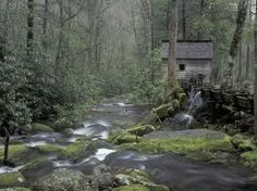 Tub Mill in Roaring Fork
