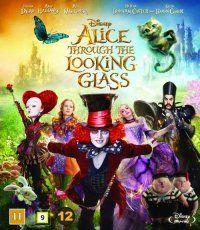 Liisan Seikkailut Peilimaailmassa (Blu-ray) 19,95e