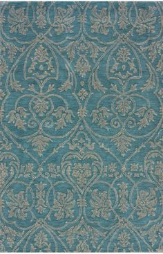 Rugs USA Santa Ana Berthe Blue Nile Rug. Rugs USA Labor Day Sale up to 80% Off! Area rug, rug, carpet, design, style, home decor, interior design, pattern, trends, home, statement, fall, cozy, sale, discount, interiors, house, free shipping.