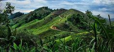 Hills Nueva Segovia - Nicaragua