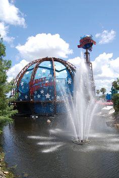 Planet Hollywood - Downtown Disney