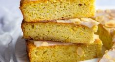 Florentin orange et citron confit | Gourmandiseries Florentines Recipe, Cornbread, Banana Bread, Ethnic Recipes, Desserts, Voici, Food, Orange, Semolina Recipe