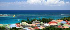 Orient beach, Saint Martin.