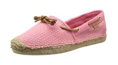 Sperry Top-Sider Women's Katama Cotton Mesh Boat Shoes Coral