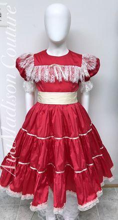 Party Contrast Sash Christmas Costumes. Birthday Nutcracker Ballet AvaCarol Elegant Embroidered Sequins Victorian Girls  Dress