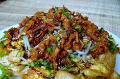 SeleraNusantara ( Resep Masakan Indonesia -The Biggest Cuisine and Beverage Recipe ): Tahu Telur Tofu Omelette, Food N, Food And Drink, Indonesian Cuisine, Indonesian Recipes, Savoury Dishes, Surabaya, Rice Recipes, Food Photography