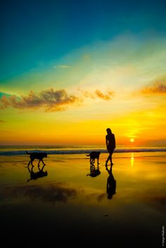 Bali Sunset, Kuta Beach