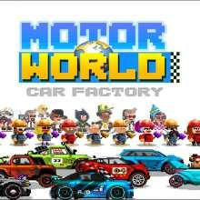Motor World Car Factory MOD APK 1.732 (Mod Money) - Android Game