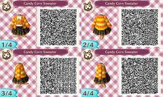 animal crossing new leaf halloween costumes qr codes Animal Crossing 3ds, Animal Crossing Qr Codes Clothes, Vampire Knight, Chibi, Motif Acnl, Ac New Leaf, Motifs Animal, My Animal, Sailor Moon