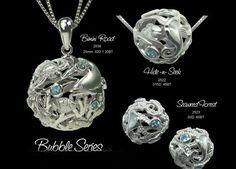 Flickr Dolphin Jewelry, Diamond Earrings, Bubbles, Diamond Drop Earrings