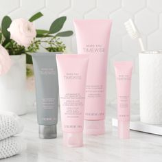 Mary Kay's *NEW* Timewise 3D!  First re-formulation in 18 years!