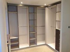 Картинки по запросу l shaped closet doors
