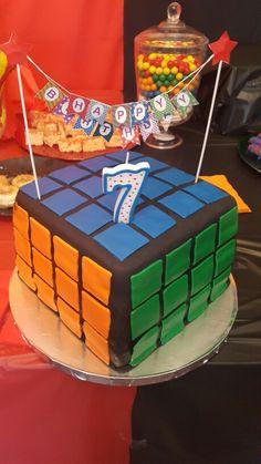 Rubix cube-12 blocks per request