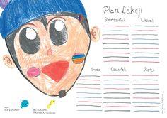 Stary Browar: plan lekcji 2013