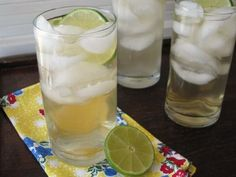 Homemade Ginger Ale == Simply Sugar & Gluten Free