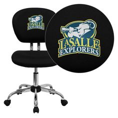 La Salle Explorers Task Chair