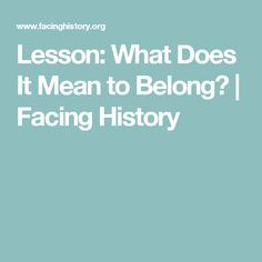 What is the history of bullying