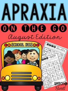 Apraxia On The Go (Product Review)